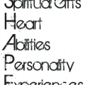 SHAPE: Spiritual gifts, Heart, Abilities, Personality, Experiences